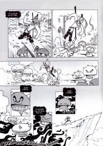 Page 2 du Dofus HS 2 - Hyrkul le Tendancieux