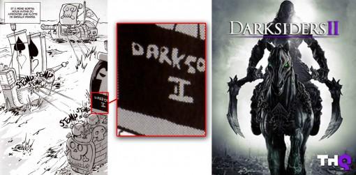 la voile du bateau pirate est une référence à Darksiders II