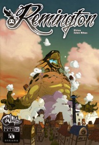 Comics Remington N°12 (Wakfu)