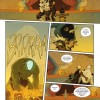 Page 1 du Comics Remington N°12 (Wakfu)