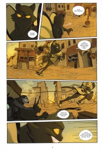 Page 4 du Comics Remington N°12 (Wakfu)