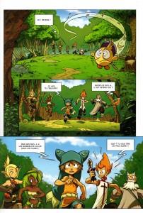 page 1 de Wakfu - Shak Shaka 1/2