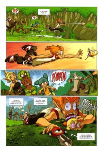 page 2 de Wakfu - Shak Shaka 1/2