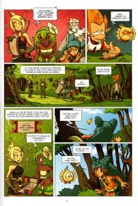 page 3 de Wakfu - Shak Shaka 1/2