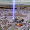 Laser orbital pour tuer Tetsuo