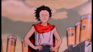 Tetsuo et les restes d'Akira