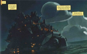 Page 3 de la BD Warcraft : Perle de Pandarie