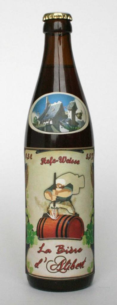 La bière d'Alibert (Wakfu)