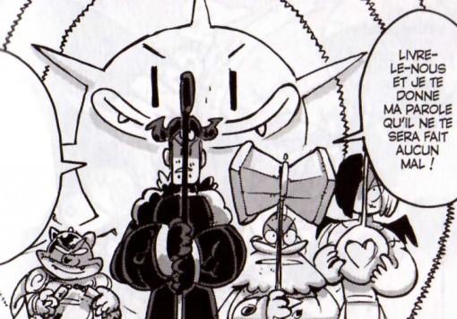 Kerubim, Crail, Clustus et Noir Jack
