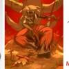Difficile de savoir à quoi correspond l'épée de la figurine de Goultard
