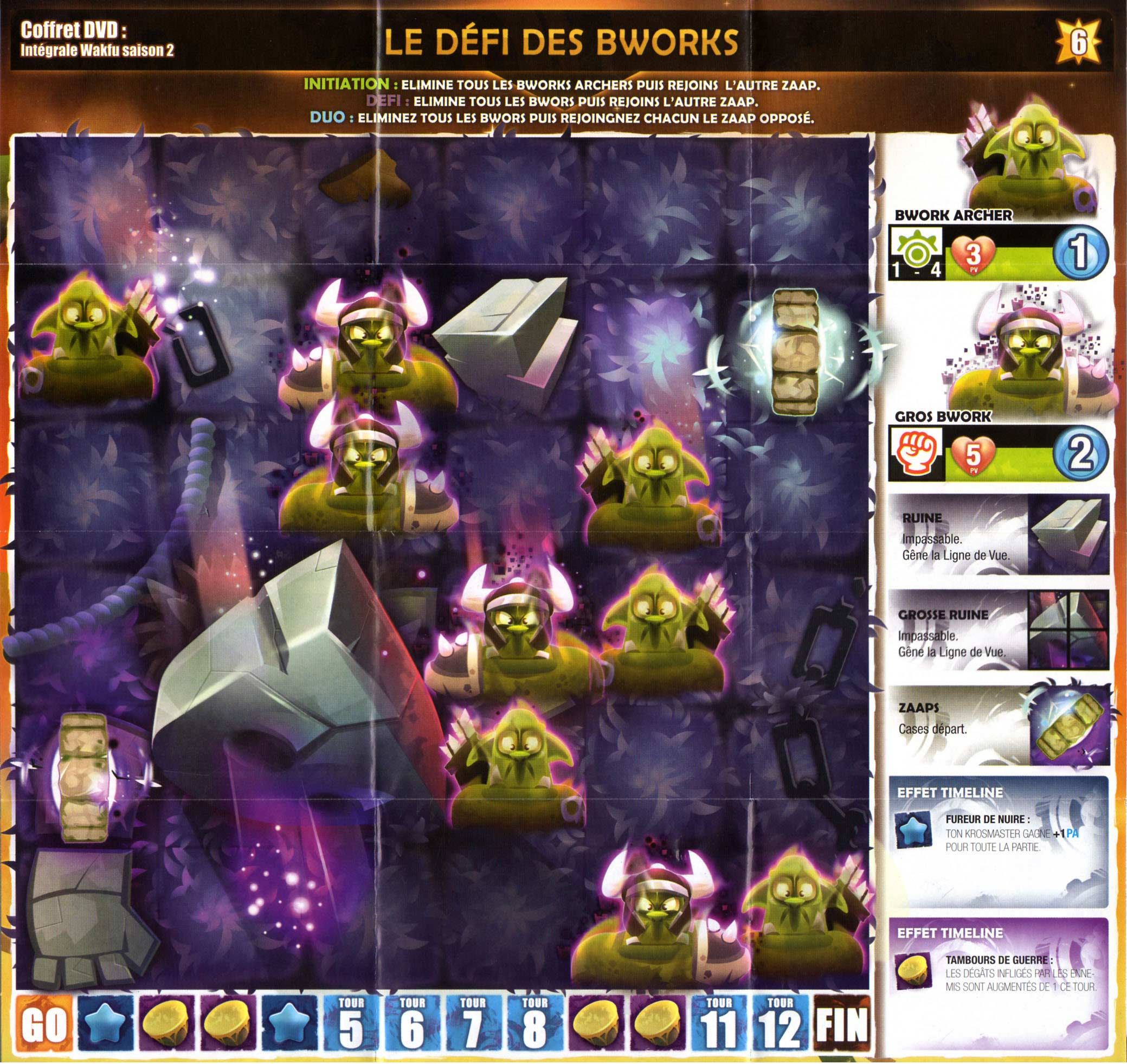 Goultard le barbare poss d niv 6 krosmaster wakfu for Dofus le jeu