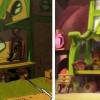 Le magasin de Kerubim dans Remington et dans la série animée Dofus