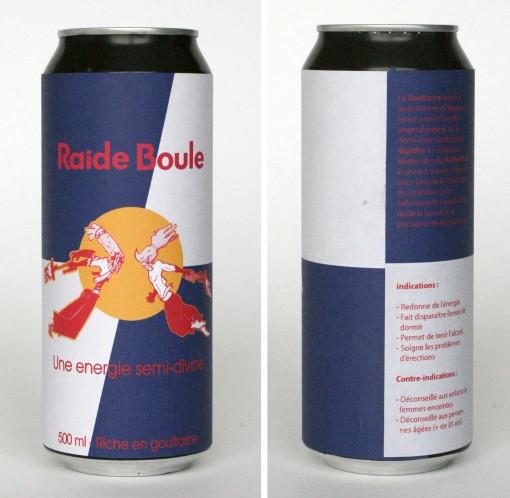 Goultard : Raide Boule