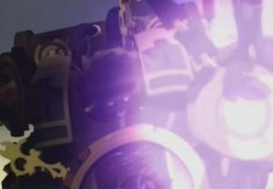 le robot Razortemps