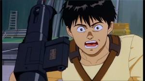 Kaneda surpris