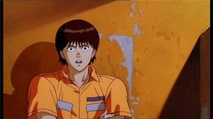 Kay en prison après la tentative de rencontre avec Tetsuo