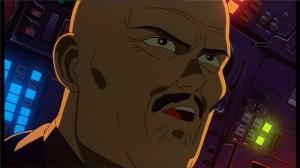Gros plan du Colonel dans le film d'Akira