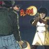 Kay tire sur un militaire pour sauver Kaneda prisonnier par erreur