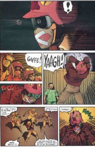 Page 2 du tome 2 d'Akira, version couleur