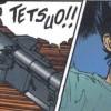 Alors que Tetsuo vient d'apprendre l'existence d'autres personnes avec des pouvoirs, Kaneda vient avec un canon laser pour le tuer