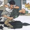 Grâce à l'intervention de Kioko, Masaru et Takashi, Kay se libère lors d'un transfert