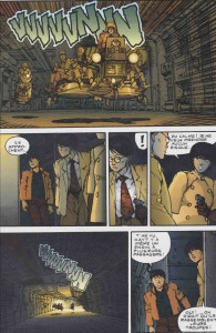Page 3 du tome 4 d'Akira (version couleur)