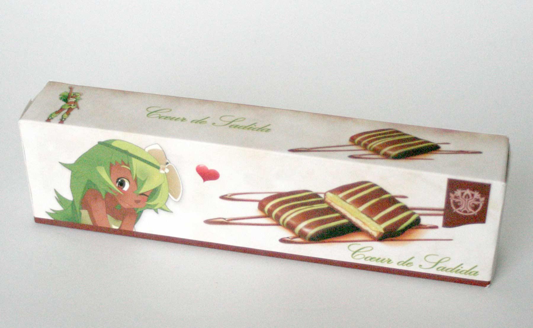 biscuits Sadida
