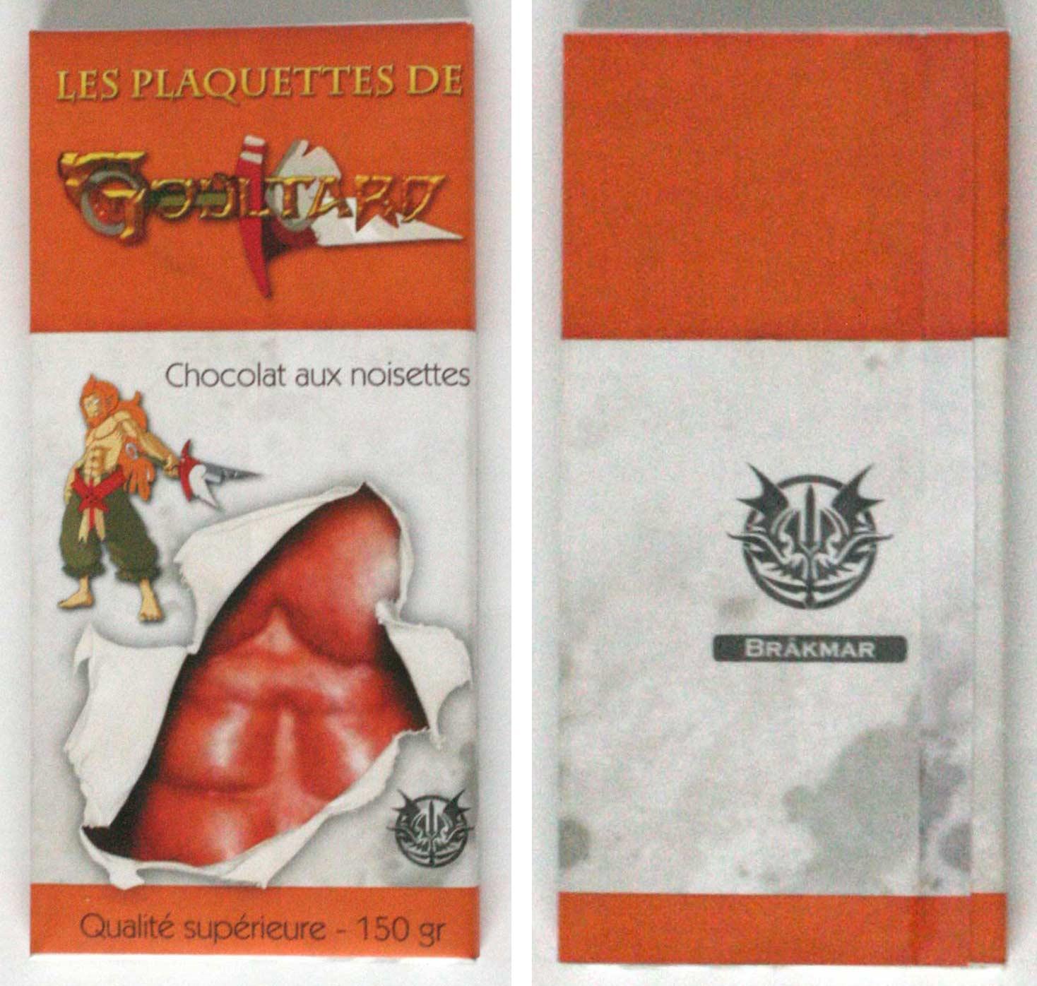 chocolat Goultard