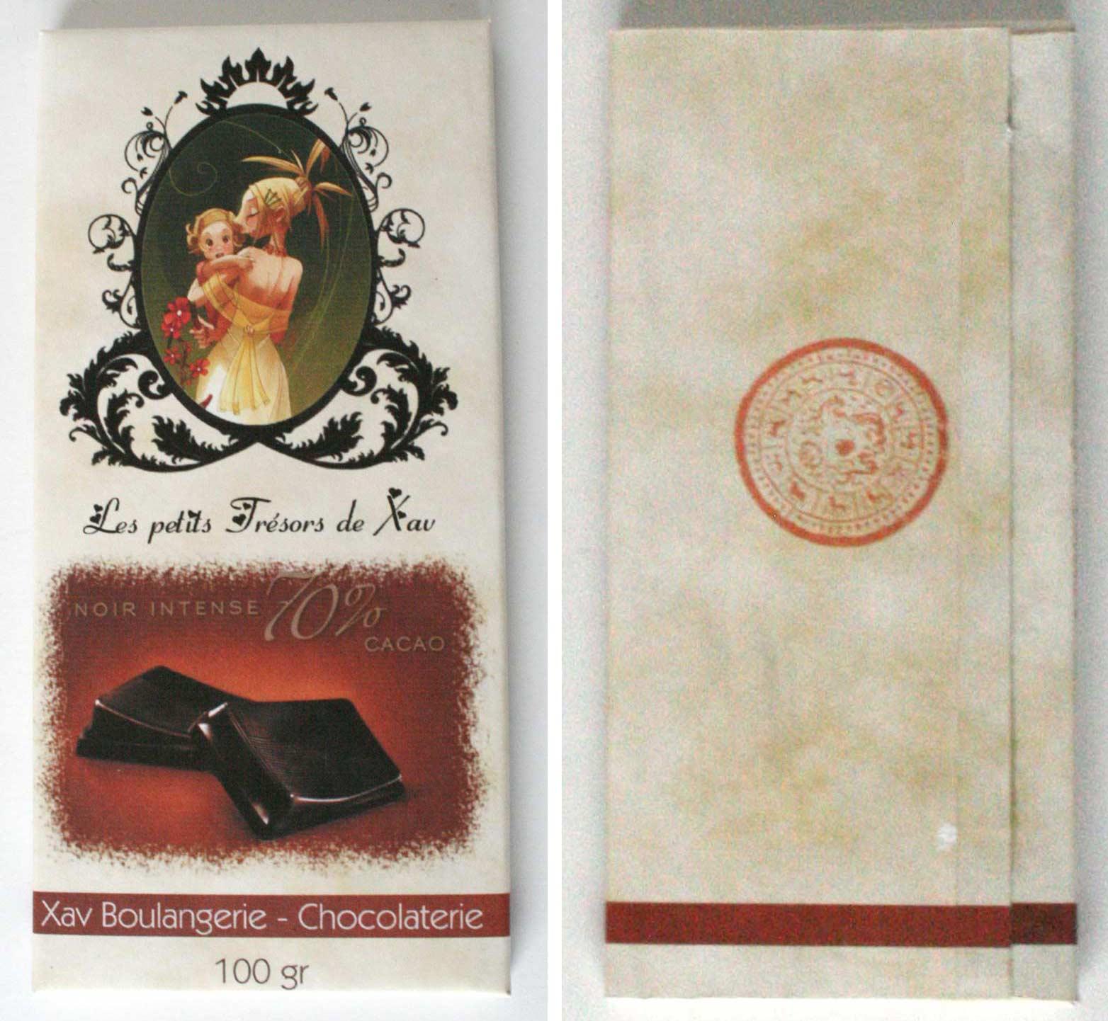 chocolat Xav le Boulanger
