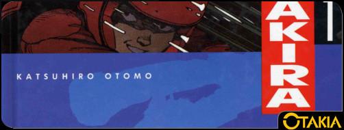 Header Otakia Akira Tome 1 (couleur)
