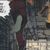 Kaneda et Kay découvrent un labyrinthe sous le stade