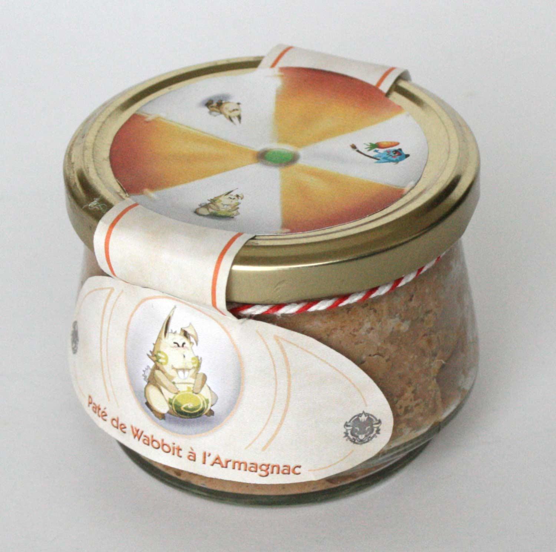 pâté de Wabbit à l'Armagnac (Wakfu - Dofus)