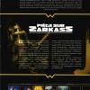 Quatrième de couverture de la BD Piege sur Zarkass Tome 1 : une chenille pour deux