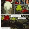 Page 4 de la BD Piege sur Zarkass Tome 1 : une chenille pour deux