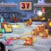 Exemple de combat dans le jeu vidéo Call of Cookie (Freaks' Squeele)