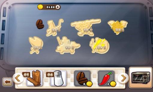 Préparation d'unités dans le jeu vidéo Call of Cookie (Freaks' Squeele)