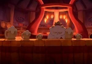 La taverne de Momo (Kerubim)