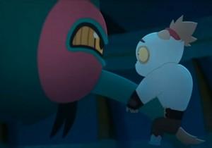 Le Moskito géant attaque Kerubim
