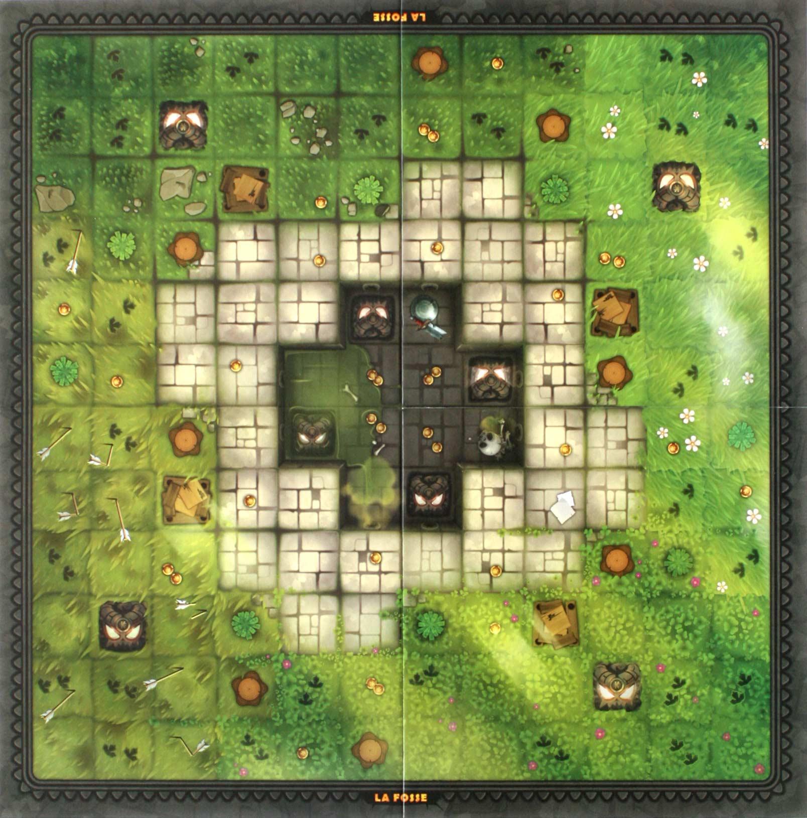 Krosmaster Arena (plateau 2)