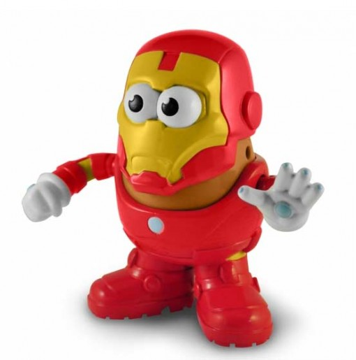Monsieur Patate - Iron Man
