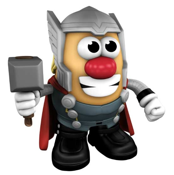 Monsieur Patate - Thor