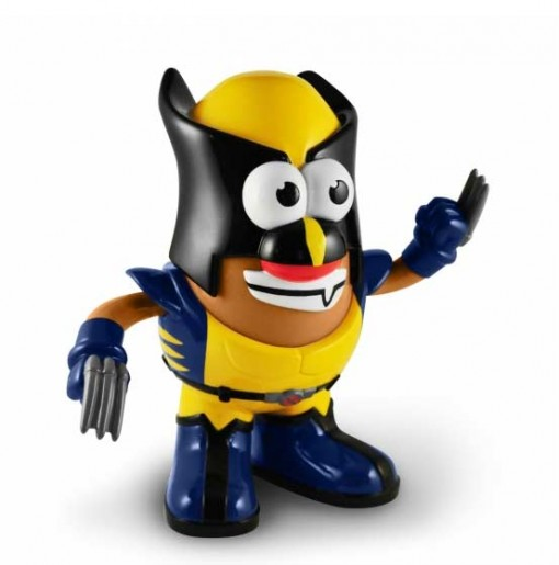 Monsieur Patate - Wolverine