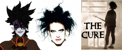 Oper Smisse est une allusion à Robert Smith du groupe The Cure