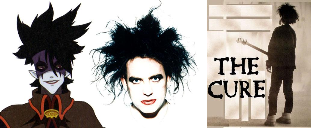 Oper Smisse est une allusion à Robert Smith du groupe The Cure