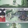 Page 1 du volume 10 du manga Akira couleur