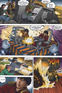 Page 3 du tome 11 d'Akira (version couleur)
