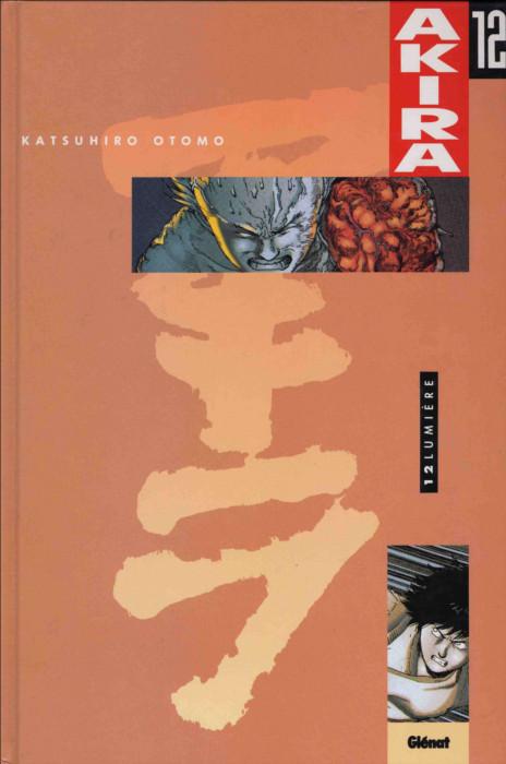Couverture du tome 12 d'Akira, version couleur