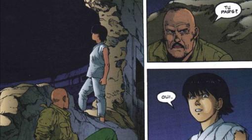 Kay se prépare au dernier combat face à Tetsuo tandis que le colonel semble avoir abandonné