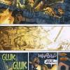Page 1 du tome 12 d'Akira (version couleur)
