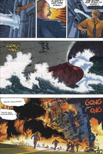 Page 2 du tome 12 d'Akira (version couleur)